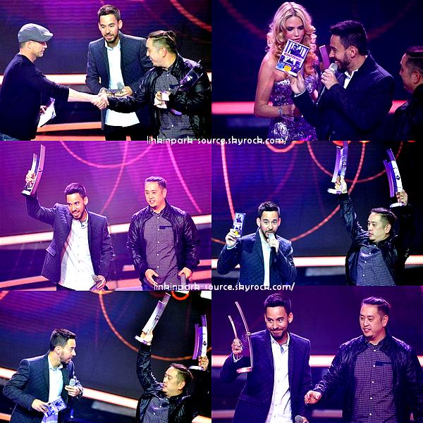 21 Mars 2013 : Cérémonie des ECHO Awards + Nouvel LPTV