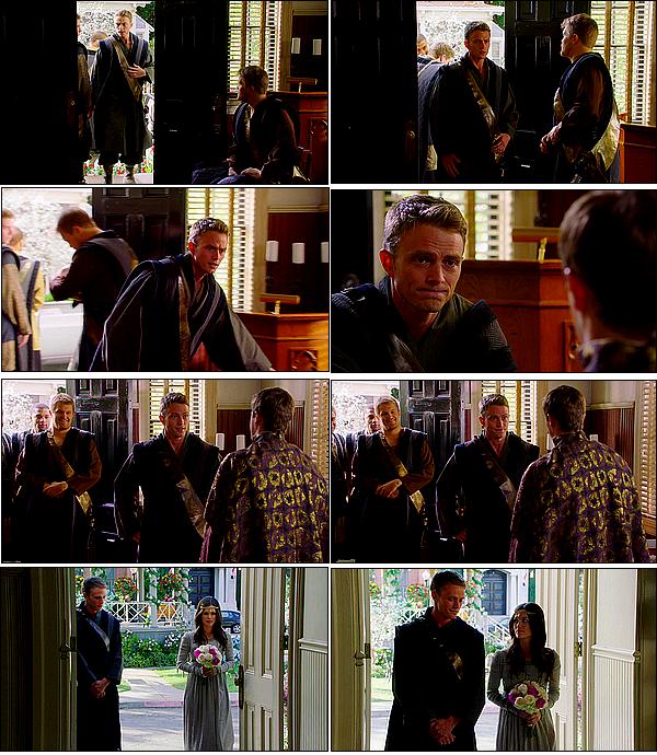 Des captures de l'épisode 16 de la saison 2 d'Hart Of Dixie sont apparues.
