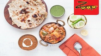 IRCTC e-catering services, zoopindia.com