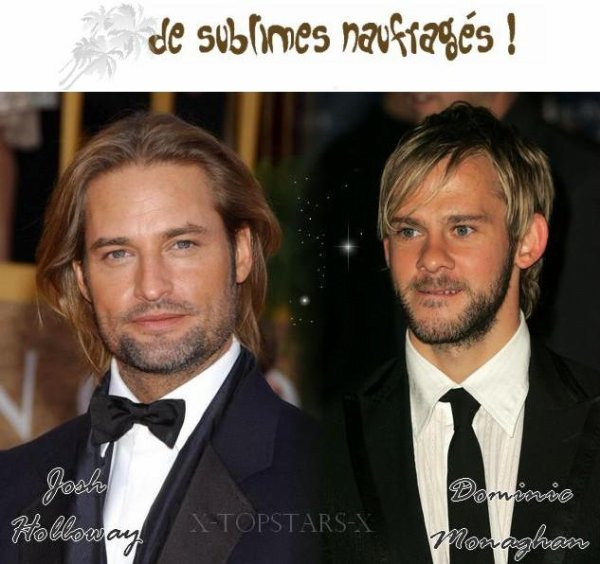 ....Josh Holloway vs Dominic Monaghan#4