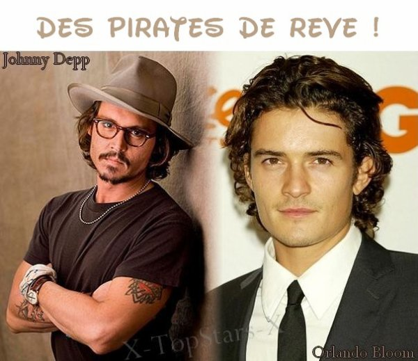 .....Johnny Depp vs Orlando Bloom#6