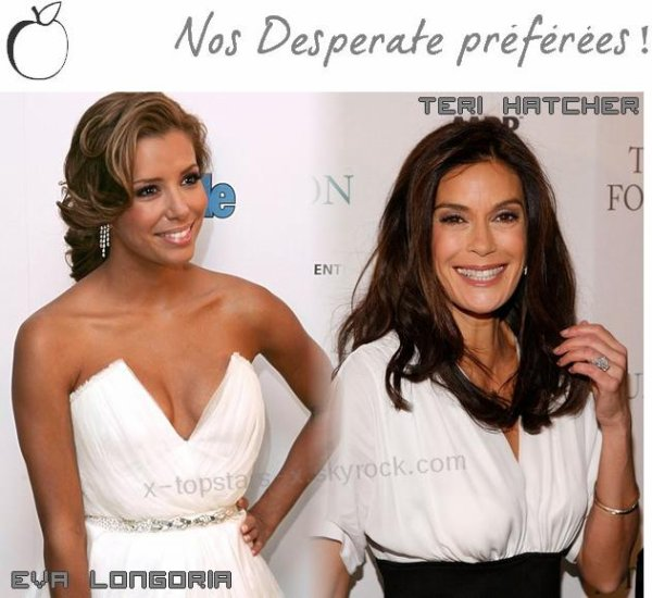 .....Eva Longoria vs Teri Hatcher#7