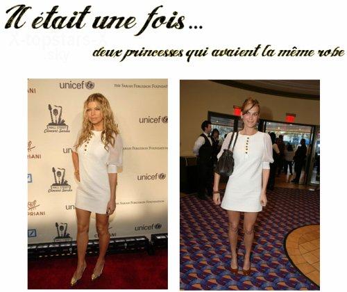 Même robe de stars #13