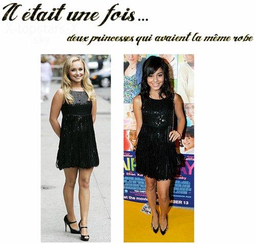 Même robe de stars#17