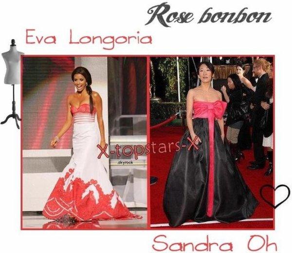 ......Eva Longoria vs Sandra Oh #22