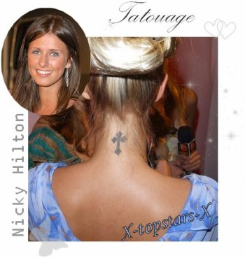 Tatouage Eva Longoria vs Nicky Hilton#40
