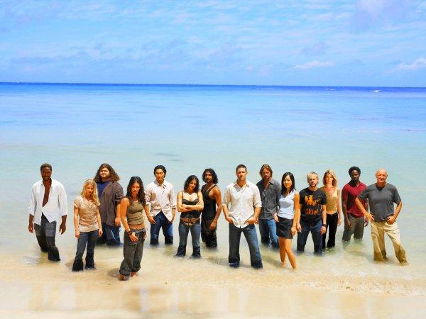 Mon Top 5 des séries  : Lost, les disparus#126