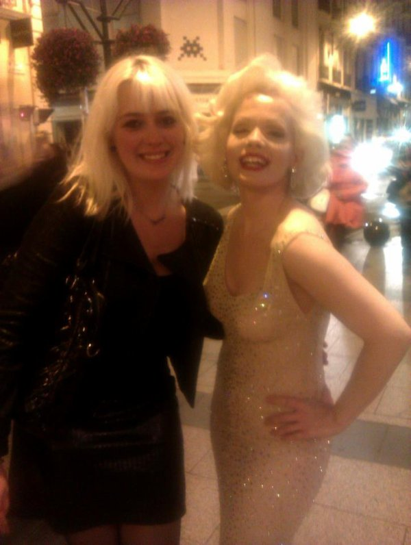 @ Festival de Cannes 2012 , With Memory Monroe