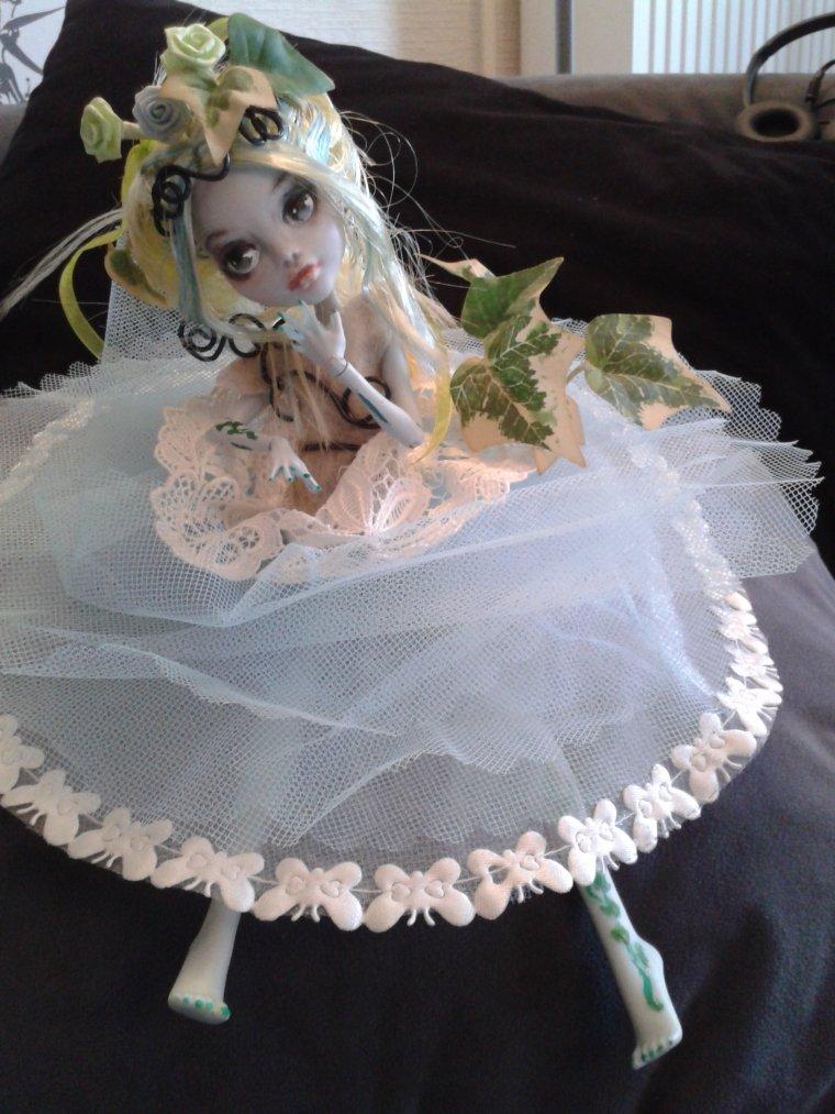 des poupées