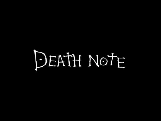 Death Note The World