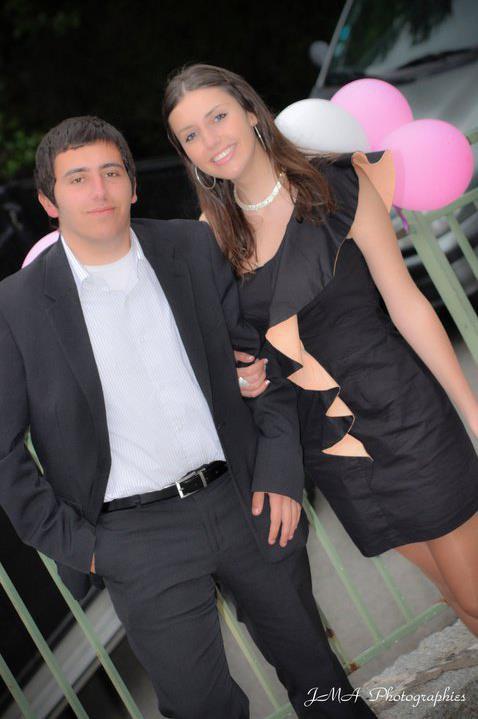 Ma cousine et moi !!