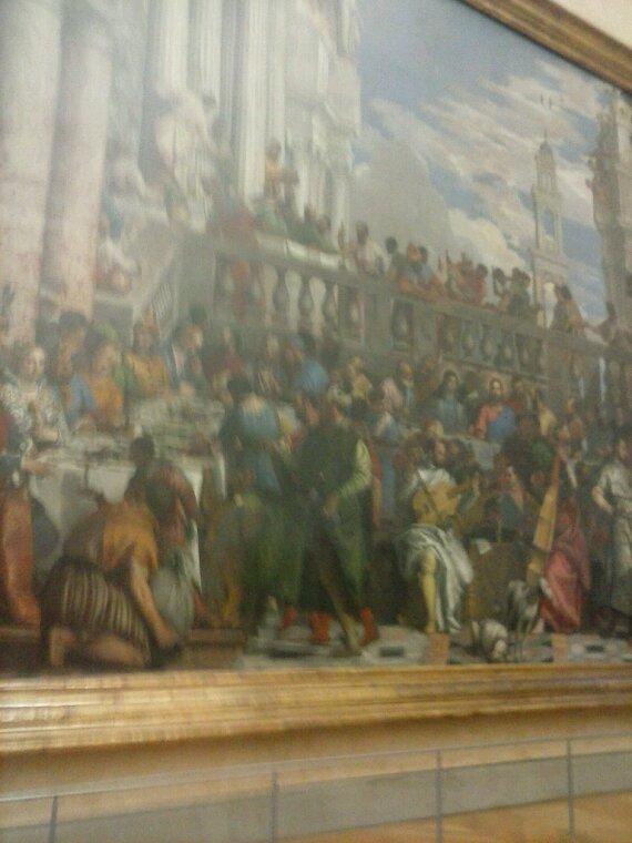 Visite - Palais de la découverte & Musée du Louvre.