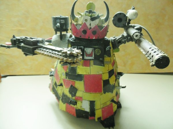 Krabouillator ( stompa ) du clan Bad Moon
