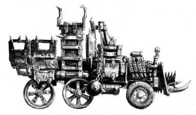 Truk:  illustration
