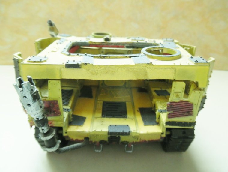 Battlewagon du clan BAD MOON 2