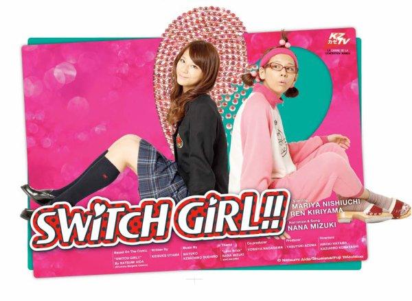 Switch Girl - JDrama