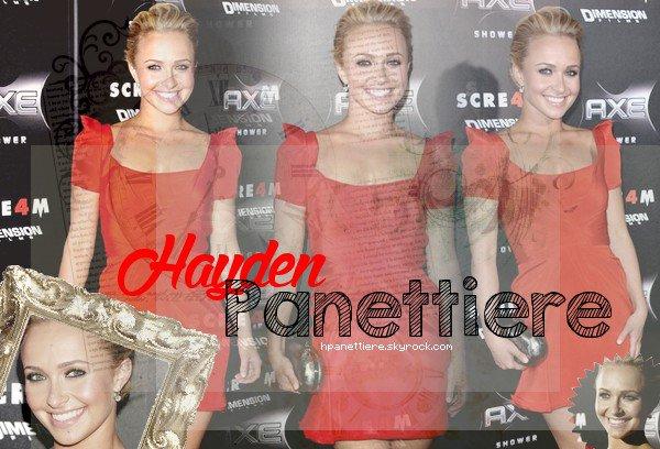 ~Hayden Panettiere~ ♥