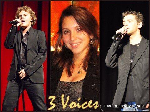 Les 3 Voices