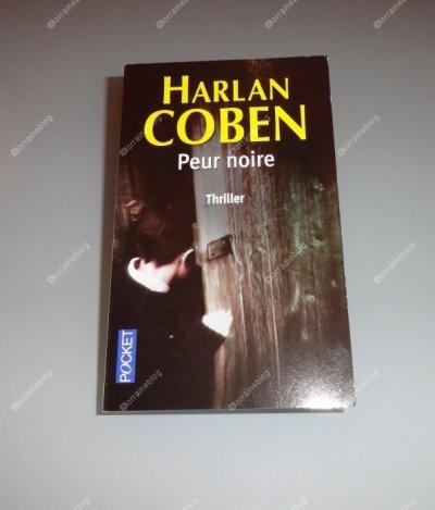 Harlan Coben lu par Béa pour lorraineblog