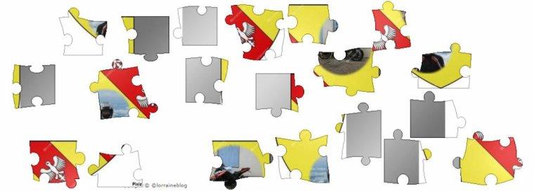 puzzle par Béa pour lorraineblog