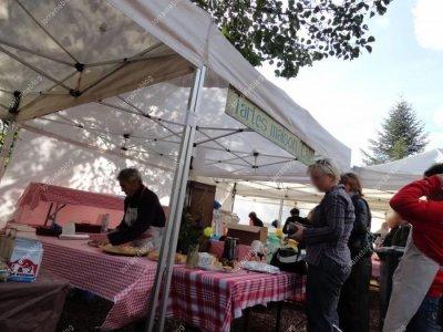 Fête de la pomme au moulin d'Eschviller _ suite_ par Béa pour lorraineblog