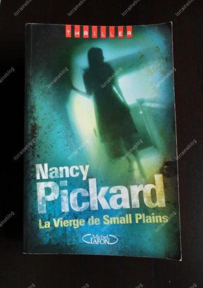 Nancy Pickard lu par Béa pour lorraineblog