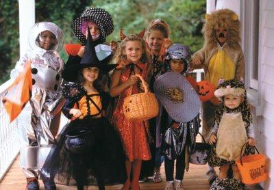 Halloween vu par Béa pour lorraineblog