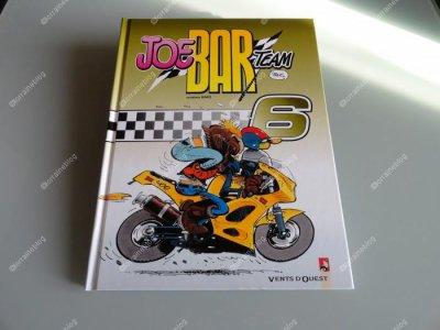 Joe Bar Team lu par Béa pour lorraineblog