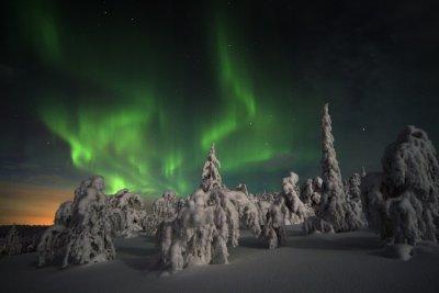 La Laponie, un paysage de rêve par Béa pour lorraineblog