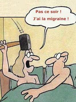 J'ai la migraine ! par Béa pour lorraineblog