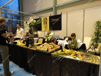 10ème salon des Arts de la table & de la gastronomie de Sarralbe vu par Béa pour lorraineblog