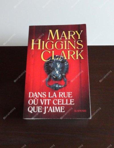 Mary Higgins Clark lu par Béa pour lorraineblog