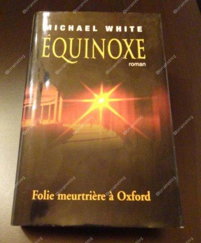 Michael White lu par Béa pour lorrainblog