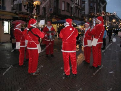 Marché de Noël de Sarreguemines vu par Béa pour lorraineblog