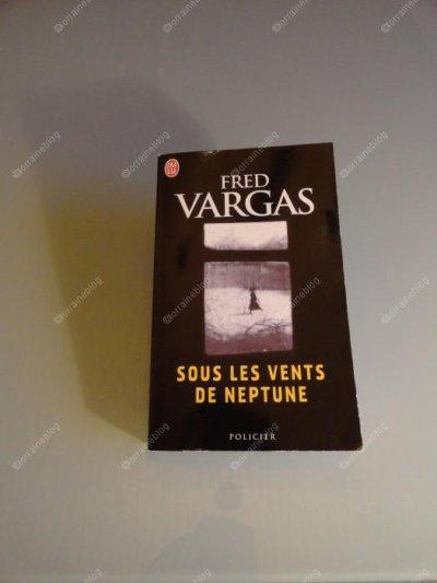 Fred Vargas - 1 - lu par Béa pour lorraineblog