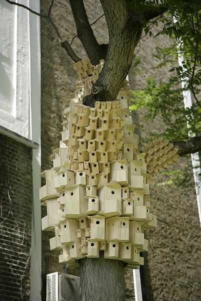 HLM pour oiseaux déserteurs vu par Béa pour lorraineblog