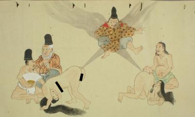 Art japonais vu par Béa pour lorraineblog