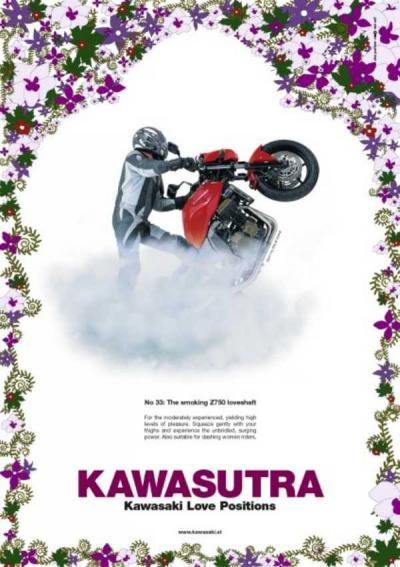 Kawasaki vu par Béa pour lorraineblog