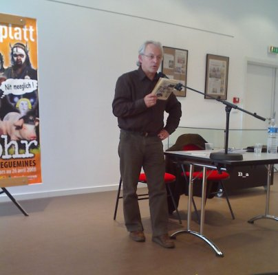 Jean-Louis Kieffer lu par Béa pour lorraineblog