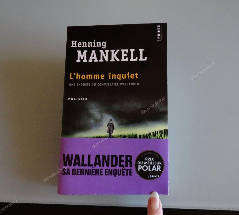 Henning Mankell lu par Béa pour lorraineblog