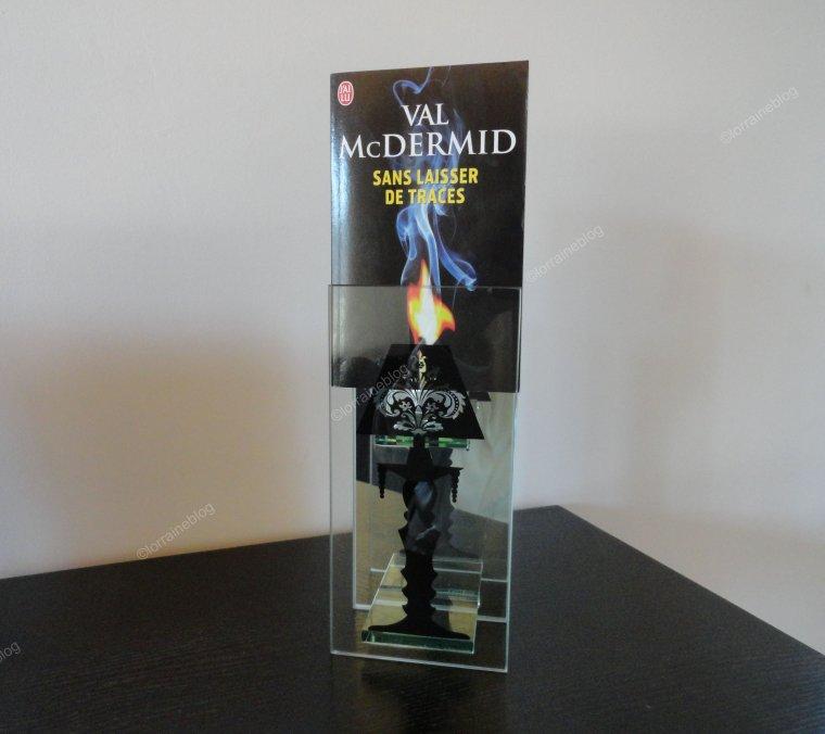 Val McDermid lu par Béa pour lorraineblog