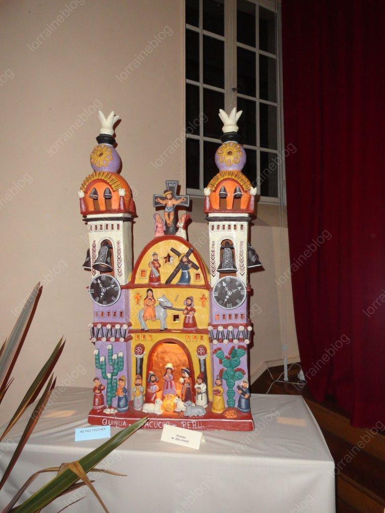 Crèches péruviennes _suite_  vu par Béa pour lorraineblog