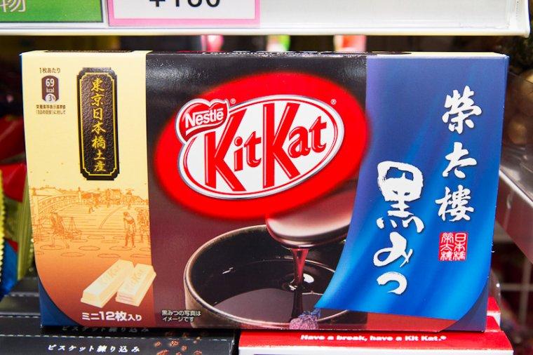 Kit Kat vu par Béa pour lorraineblog