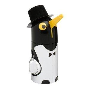 """Un pingouin """"tea timer"""" par Béa pour lorraineblog"""