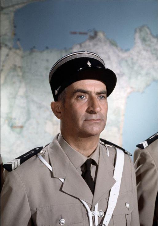 Louis de Funès par Béa pour lorraineblog