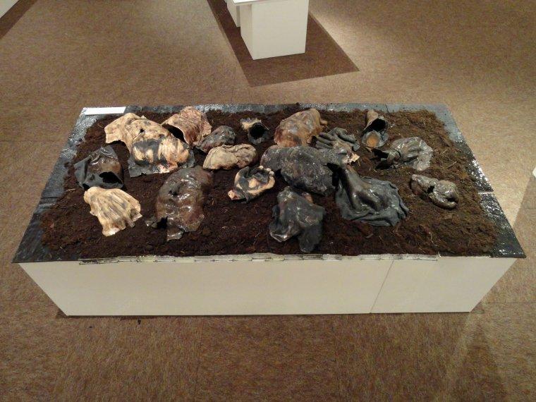 Photo et céramique #2 - suite 02 - vu par Béa pour lorraineblog