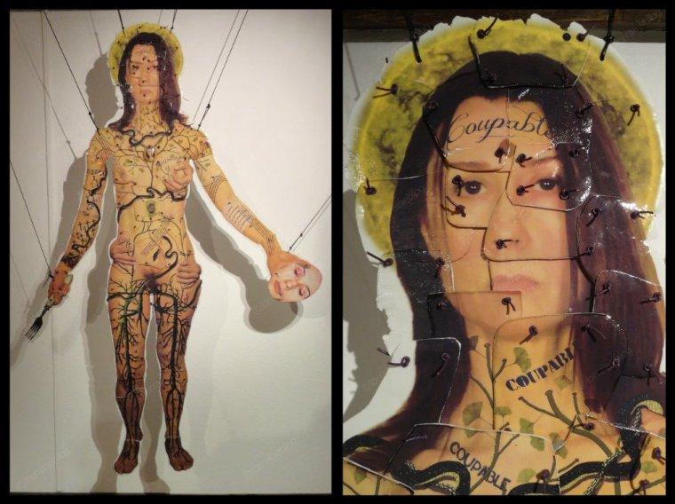Photo et céramique #2 - suite 08 - vu par Béa pour lorraineblog