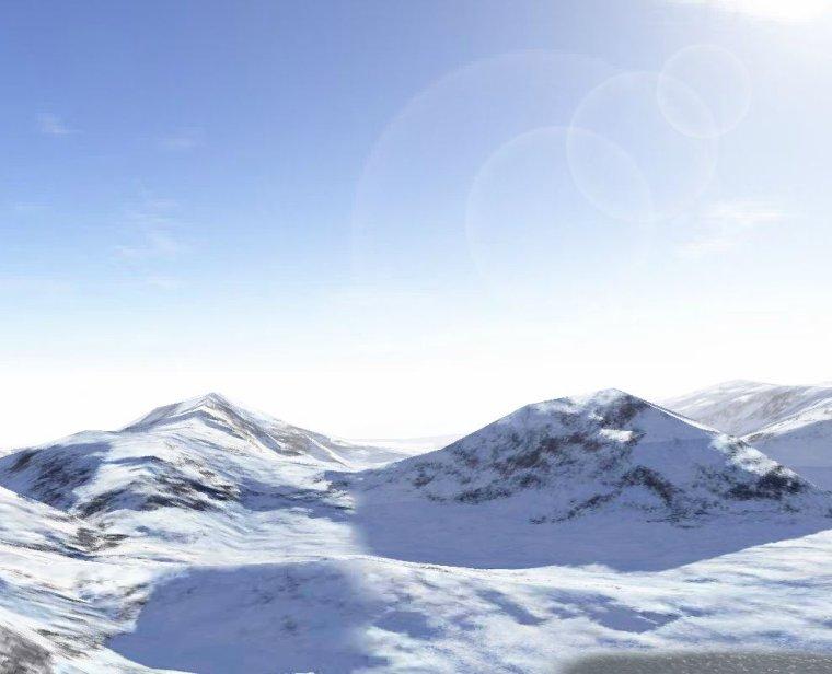 Montagne vu par Béa pour lorraineblog