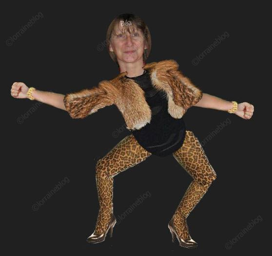 Béa dance par Béa pour lorraineblog