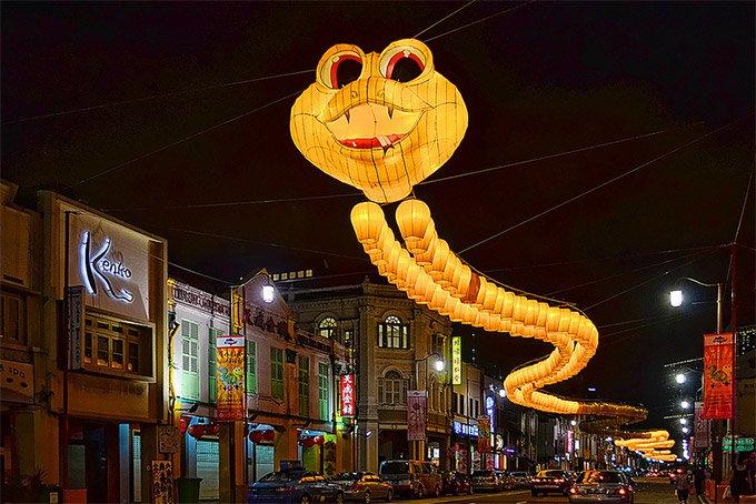 Serpent vu par Béa pour lorraineblog